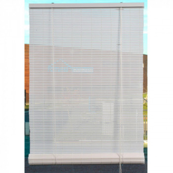 Store enrouleur jour/nuit blanc 45 x 180 cm