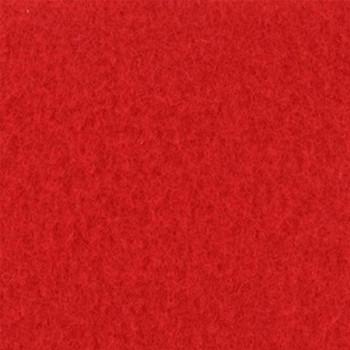 Moquette aiguilletée rouge