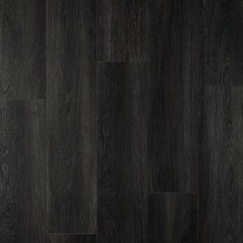 Sol stratifié chêne noir 8 mm