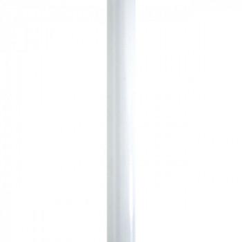 Tringle blanche 200 cm Ø16