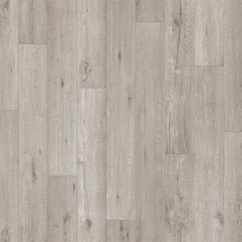 Sol PVC en rouleau feutré chêne gris clair 2.80 mm