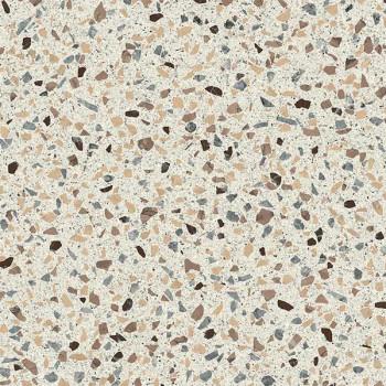 Sol PVC en rouleau imitation pierre beige multi-tons 2.5 mm