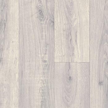 Sol PVC en rouleau feutré chêne gris blanchi 2.80 mm