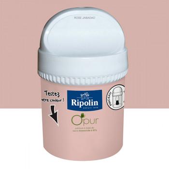 Peinture Ripolin Opur multi-supports rose jabadao satin 75ML