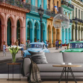 Image géante Cuba