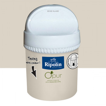 Peinture Ripolin Opur multi-supports beige glaise satin 75ML