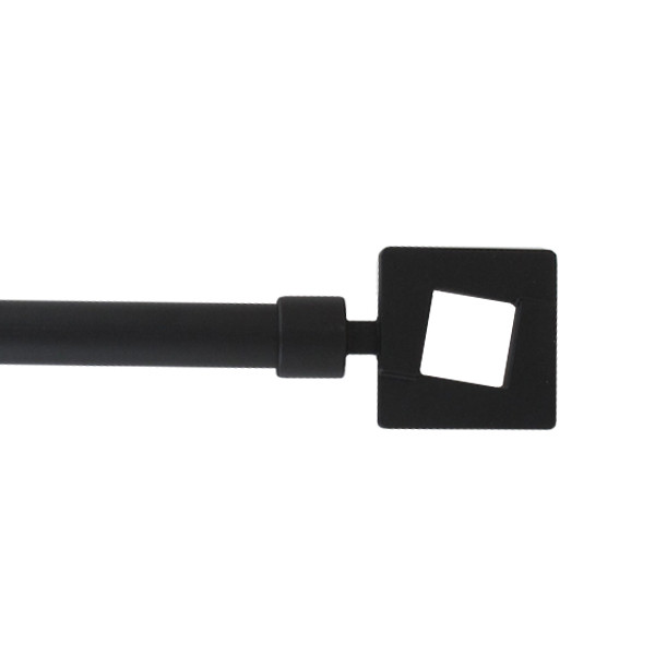 Kit tringle noir mat extensible...