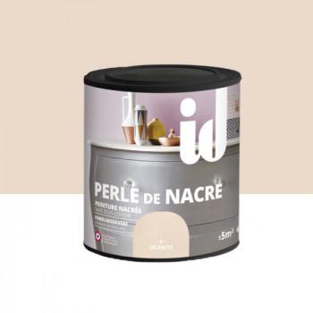 Peinture Id Déco multi-support perle de nacre sélénite 0,5L