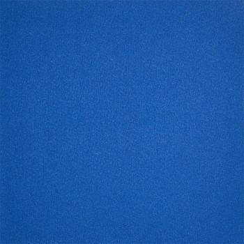Moquette aiguilletée bleu électrique