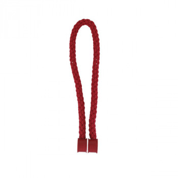 Embrasse textile aimantée luberon rouge