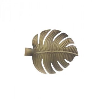 Paire de pinces métal acapulco doré