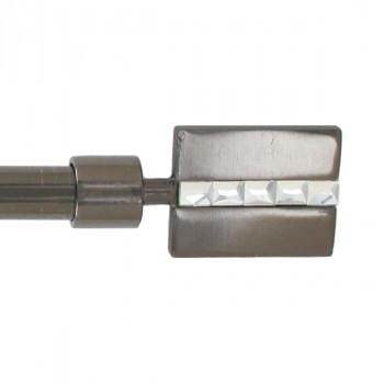 Kit tringle extensible 120 - 210 cm