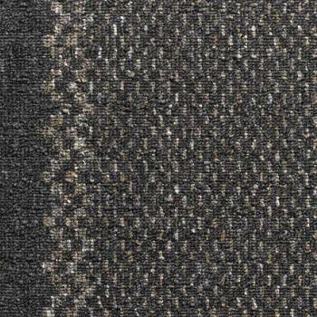 Tapis de couloir gris 67 cm