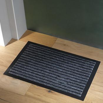 Paillasson anthracite 40 x 60 cm