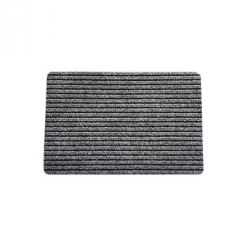Tapis de propreté gris 40 x 60