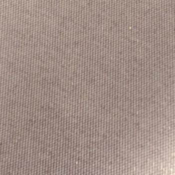 Tissu enduit uni beige pailleté 140 cm
