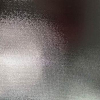Rouleau adhésif effet métal argent 45 cm