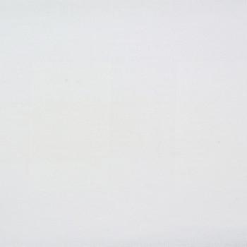 Tissu jersey uni blanc oekotex 150 cm