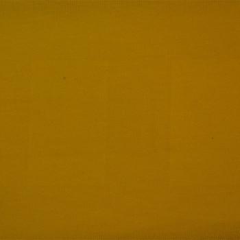 Tissu jersey uni jaune moutarde oekotex 150 cm