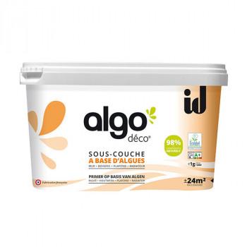 Peinture Algo sous-couche écologique blanc mat 2 L