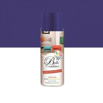 Peinture Belle couleur spray aérosol multi-supports bleu 400 ML