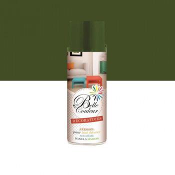 Peinture Belle couleur spray aérosol multi-supports vert feuille 400 ML