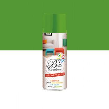 Peinture Belle couleur spray aérosol multi-supports vert pomme 400 ML