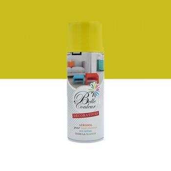 Peinture Belle couleur spray aérosol multi-supports vert anis 400 ML