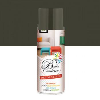 Peinture Belle couleur spray aérosol multi-supports gris 400 ML