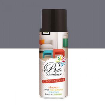 Peinture Belle couleur spray aérosol multi-supports chocolat 400 ML