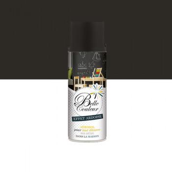 Peinture effet ardoise Belle couleur spray aérosol 400 ML