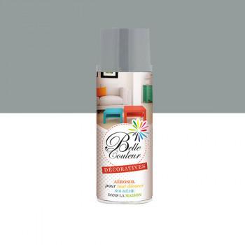 Peinture Belle couleur spray aérosol multi-supports argent 400 ML