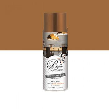 Peinture effet métal cuivre Belle couleur spray aérosol 400 ML