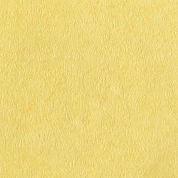 Papier peint uni jaune aspect texturé