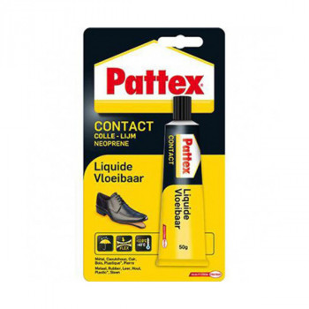 Colle liquide pattex contact 50g