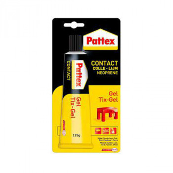 Colle gel pattex contact 125g