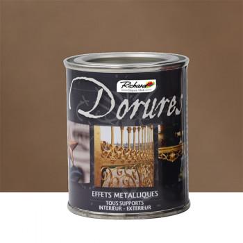Peinture Richard dorures multi-supports bronze 125ML