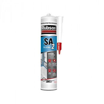 Cartouche silicone RUBSON sanitaire transparent