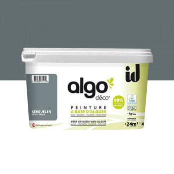 Peinture Algo multi-supports Murs, plafonds et boiseries gris satin 2L