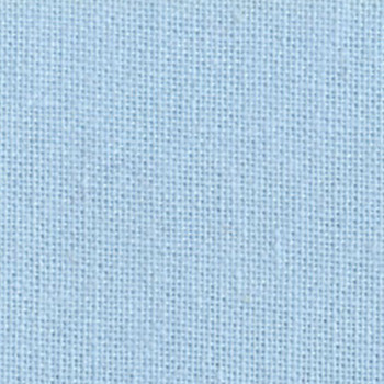 Tissu cretonne bleu Oekotex 140 cm