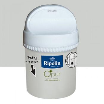 Peinture Ripolin Opur multi-supports gris lome satin 75ML