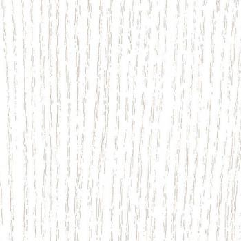 Rouleau adhésif effet bois blanc 45 cm