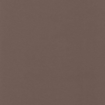 Tissu simili cuir marron envers mousse 3mm 140 cm