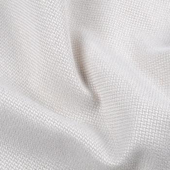 Tissu toile chiné coton Oekotex écru 145 cm