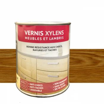 Vernis Xylens spécial lambris chêne moyen 0,75 L