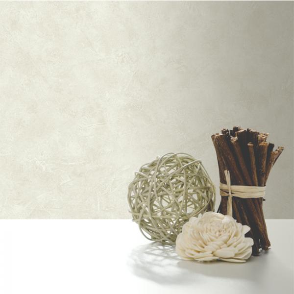 Papier peint effet taloché beige mat