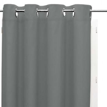 Rideau isolant thermique  gris