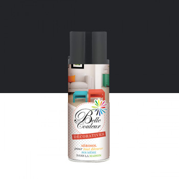 Peinture Belle couleur spray aérosol multi-supports gris ardoise 400 ML