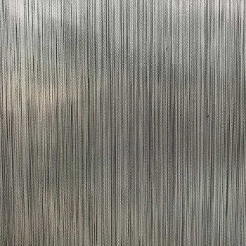 Rouleau adhésif effet métal gris 45 cm