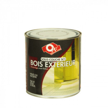 Sous-couche Oxitol spéciale bois extérieur 0,5 L